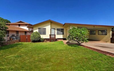 Unique Lahaina Home For Sale with Convenient Location