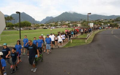 Maui Visitor Industry Charity Walk Raises Over One Million