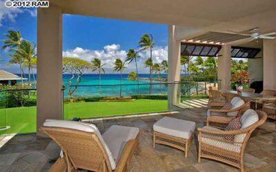Luxury Condominiums in Paradise at the Coconut Grove Maui