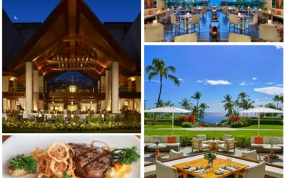 Try Cane & Canoe Restaurant in Kapalua