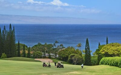 The Best Maui Golf Courses are in Kapalua