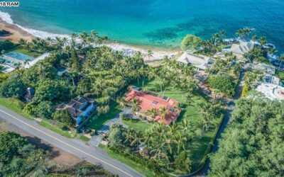 A Maui Beachfront Home for Sale in Makena You Do Not Want to Miss