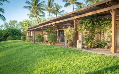Exclusive Makena Home For Sale with Secluded Beach Access