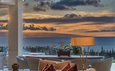 Maui Luxury Home for Sale in Pineapple Hill Kapalua