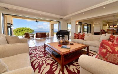Purchase a Luxury Home on Maui at 205 Plantation Club Drive