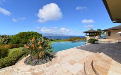 Hawaii Luxury Home for Sale in Kapalua Plantation Estates, Maui
