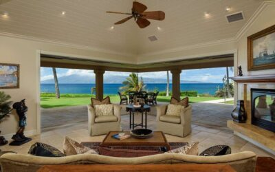 Hawaii Oceanfront Luxury Home For Sale in Maui Conservation Zone