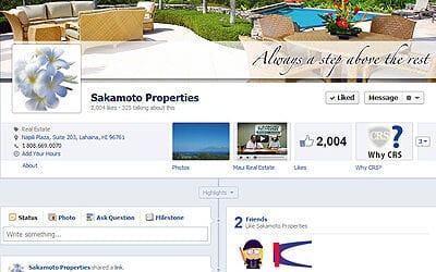Introducing Kapalua Properties To The World – The New Sakamoto Properties Timeline