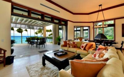 Luxury Maui Oceanfront Property