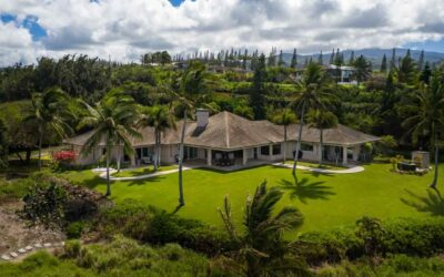 Discover Your Personal Paradise at this Hawaii Million Dollar Mansion