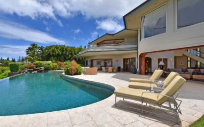 Former Hawaii Home of Carlos Santana for Sale in Kapalua, Maui