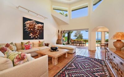 Beautiful Hawaii Tropical Home for Sale in Pineapple Hill, Kapalua