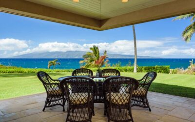 Own a Hawaii Oceanfront Luxury Home on the Private Alaelae Peninsula